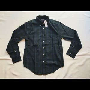 Abercrombie & Fitch Shirts - Abercrombie & Fitch Plaid Long Sleeve Casual Shirt